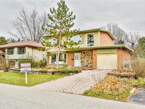 House for sale in Dollard-Des Ormeaux, Montréal (Island), 3, Rue  Carleton, 20289169 - Centris.ca