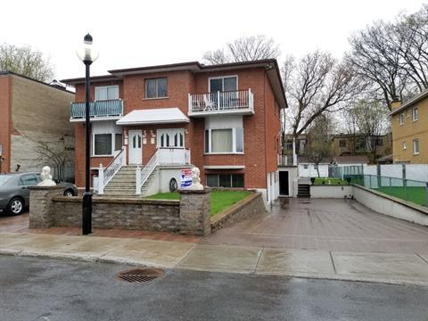 Quadruplex à vendre à Ahuntsic-Cartierville (Montréal), Montréal (Île), 2170 - 2176, boulevard  Gouin Est, 10757050 - Centris
