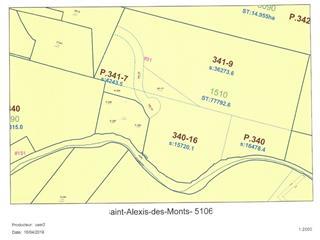 Lot for sale in Saint-Alexis-des-Monts, Mauricie, Rue  Vincent, 24617586 - Centris.ca