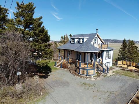 House for sale in Kamouraska, Bas-Saint-Laurent, 46, Route du Cap-Taché, 21820471 - Centris