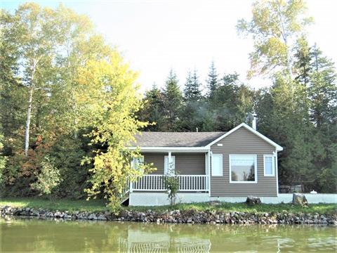 Chalet à vendre à Métabetchouan/Lac-à-la-Croix, Saguenay/Lac-Saint-Jean, 1126, 40e Chemin, 15208431 - Centris.ca