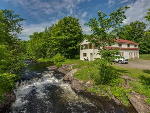 Hobby farm for sale in Mille-Isles, Laurentides, 791Y - 811Z, Chemin de Mille-Isles, 18952148 - Centris.ca