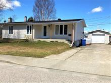 Maison à vendre à Chibougamau, Nord-du-Québec, 513, Rue  Demers, 20633891 - Centris.ca