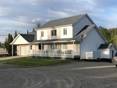 House for sale in Chibougamau, Nord-du-Québec, 1012, Route  167 Sud, 10143783 - Centris.ca
