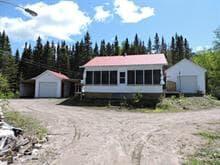 Chalet à vendre à Rivière-Mistassini, Saguenay/Lac-Saint-Jean, Lac  Villeneuve, 20304270 - Centris.ca
