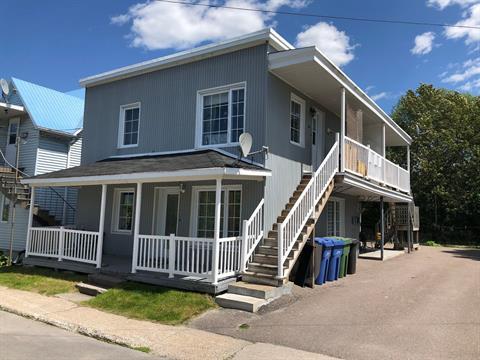 Triplex à vendre à Chicoutimi (Saguenay), Saguenay/Lac-Saint-Jean, 32 - 36, Rue  Tremblay, 20873010 - Centris.ca