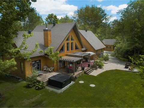 Maison à vendre à Eastman, Estrie, 97, Chemin du Théâtre, 16202988 - Centris.ca