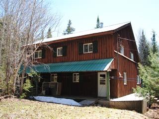 Maison à vendre à Bouchette, Outaouais, 36, Chemin  Mackenzie, 14827463 - Centris.ca