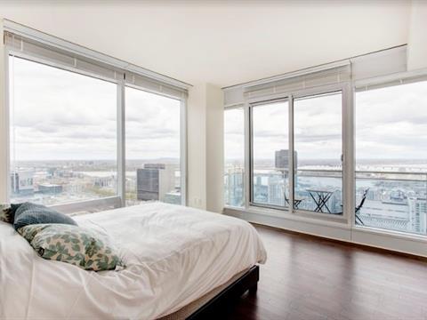 Condo / Apartment for rent in Ville-Marie (Montréal), Montréal (Island), 360, boulevard  René-Lévesque Ouest, apt. 3505, 24785834 - Centris.ca