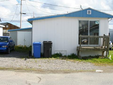 Mobile home for sale in Chibougamau, Nord-du-Québec, 918, 9e Rue, 21162672 - Centris.ca