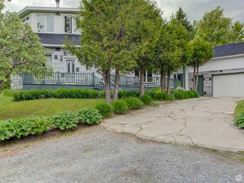 Hobby farm for sale in Saints-Martyrs-Canadiens, Centre-du-Québec, 132, Route  161, 19217082 - Centris.ca
