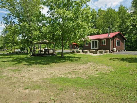 Cottage for sale in Sainte-Clotilde-de-Horton, Centre-du-Québec, 3110, Rang de la Rivière-de-l'Est, 11107324 - Centris.ca