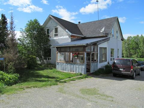 House for sale in Macamic, Abitibi-Témiscamingue, 1255, 2e-et-3e Rang Ouest, 27606695 - Centris.ca