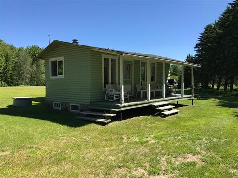 Cottage for sale in Inverness, Centre-du-Québec, 429, 8e-et-9e Rang, 21515734 - Centris.ca