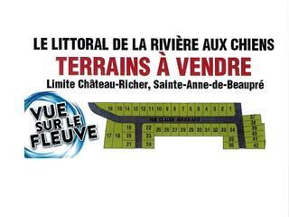 Lot for sale in Sainte-Anne-de-Beaupré, Capitale-Nationale, Rue  Étienne-Racine, 25683707 - Centris.ca