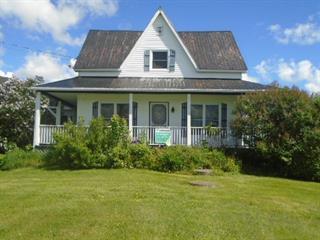 Fermette à vendre à Notre-Dame-des-Bois, Estrie, 136, Route du Parc, 18991717 - Centris.ca