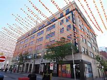 Condo à vendre à Ville-Marie (Montréal), Montréal (Île), 1010, Rue  Sainte-Catherine Est, app. 615, 25567104 - Centris