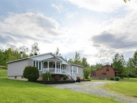 House for sale in Beaulac-Garthby, Chaudière-Appalaches, 1659, Route  161, 14129594 - Centris.ca