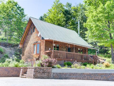 Maison à vendre à Notre-Dame-de-Pontmain, Laurentides, 122, Chemin du Lac-au-Foin, 15897885 - Centris.ca