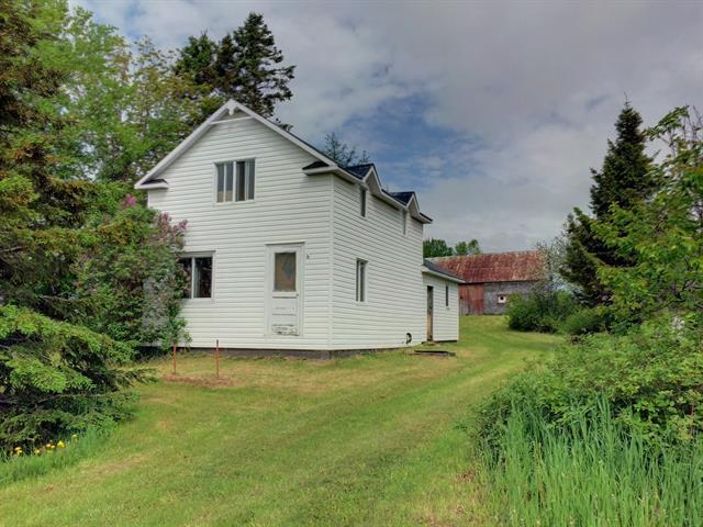 House for sale in Shigawake, Gaspésie/Îles-de-la-Madeleine, 24, 2e Rang, 16156514 - Centris.ca