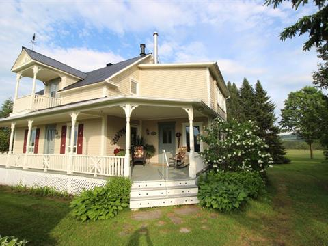 House for sale in Stratford, Estrie, 320, Route  161, 18014695 - Centris.ca