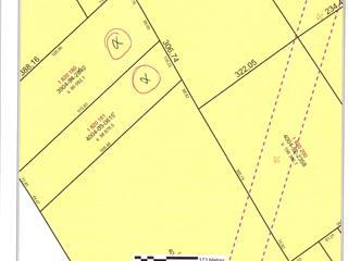 Terre à vendre à Lac-Beauport, Capitale-Nationale, Rue  Non Disponible-Unavailable, 11807494 - Centris.ca