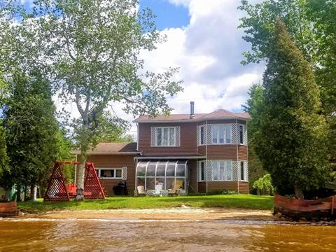 Chalet à vendre à Rivière-Éternité, Saguenay/Lac-Saint-Jean, 144, Chemin du Lac Éternité, 20341770 - Centris.ca
