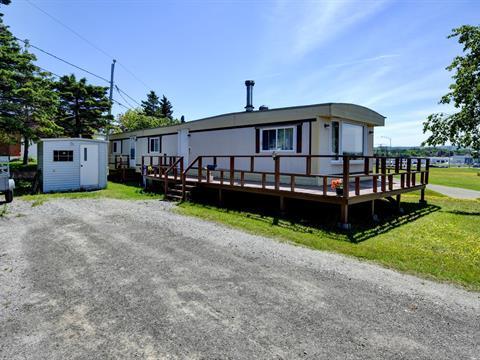 Mobile home for sale in Rimouski, Bas-Saint-Laurent, 253, Avenue des Pluviers, 24437716 - Centris.ca