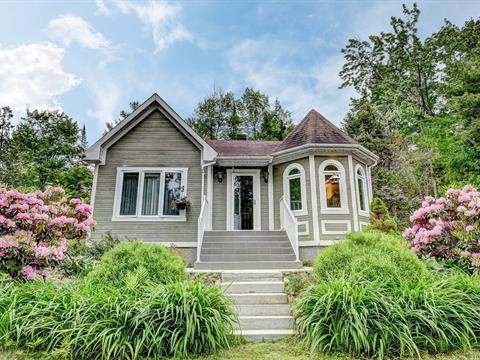Maison à vendre à Gore, Laurentides, 136, Chemin  Cambria, 27760435 - Centris.ca