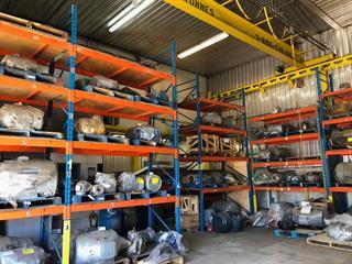 Industrial building for sale in Baie-Comeau, Côte-Nord, 3, Avenue  Narcisse-Blais, 12787948 - Centris.ca