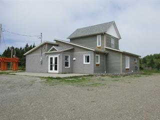 House for sale in Cap-Chat, Gaspésie/Îles-de-la-Madeleine, 1, Route de l'Éolienne, 19415367 - Centris.ca