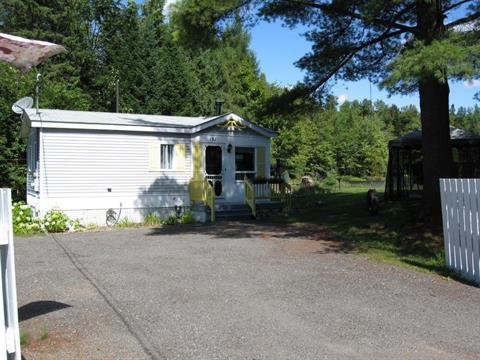 Maison mobile à vendre à Wentworth, Laurentides, 151, Chemin du Paradis, 21527978 - Centris.ca