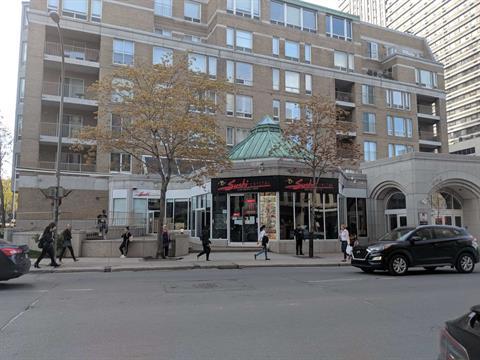 Local commercial à vendre à Westmount, Montréal (Île), 4075Z, Rue  Sainte-Catherine Ouest, 28100863 - Centris.ca