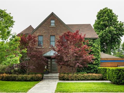 Maison à vendre à Mont-Royal, Montréal (Île), 81, Avenue  Cornwall, 13864352 - Centris