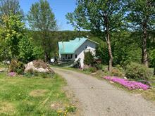 Maison à vendre à Notre-Dame-des-Bois, Estrie, 208, Chemin  Georges, 13754457 - Centris.ca