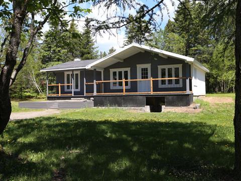 Maison à vendre à Sainte-Christine-d'Auvergne, Capitale-Nationale, 2, 2e av. du Lac-Hardy, 25555870 - Centris