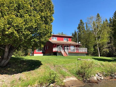 House for sale in Sainte-Paule, Bas-Saint-Laurent, 182, Chemin du Lac-du-Portage Est, 22544523 - Centris