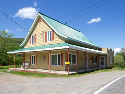 Cottage for sale in L'Anse-Saint-Jean, Saguenay/Lac-Saint-Jean, 165, Rue  Saint-Jean-Baptiste, 26285091 - Centris.ca