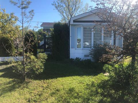 Mobile home for sale in Rimouski, Bas-Saint-Laurent, 4, Avenue du Ravin, 18252620 - Centris.ca
