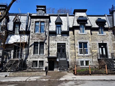 Quadruplex à vendre à Ville-Marie (Montréal), Montréal (Île), 2207, Rue du Souvenir, 9831458 - Centris