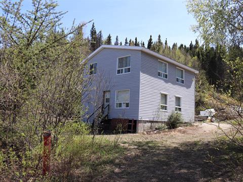 Maison à vendre à Rivière-aux-Outardes, Côte-Nord, 8, Lac à la Loutre, 23414514 - Centris.ca