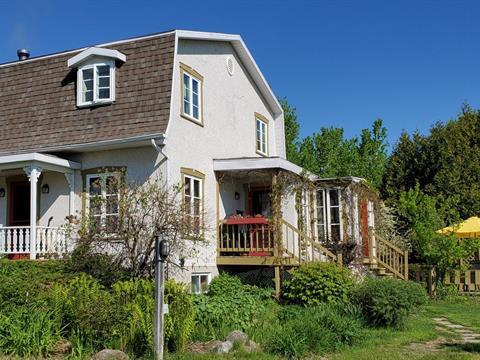 Maison à vendre à Baie-Saint-Paul, Capitale-Nationale, 288, Rang  Saint-Gabriel-de-Pérou Nord, 26719296 - Centris