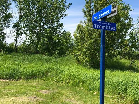 Lot for sale in Duvernay (Laval), Laval, Avenue  Marcel-Villeneuve, 25358443 - Centris
