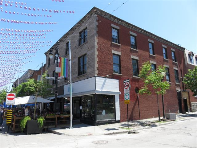 Immeuble à revenus à vendre à Montréal (Ville-Marie), Montréal (Île), 1650 - 1656, Rue  Sainte-Catherine Est, 10809270 - Centris.ca