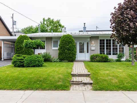 Maison à vendre à LaSalle (Montréal), Montréal (Île), 672, 40e Avenue, 13830730 - Centris