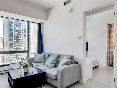 Condo / Apartment for rent in Ville-Marie (Montréal), Montréal (Island), 1288, Avenue des Canadiens-de-Montréal, apt. 1716, 21111834 - Centris