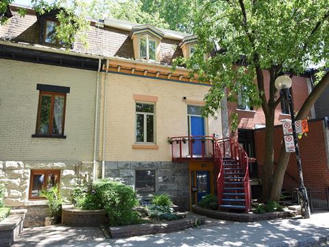 Triplex à vendre à Le Plateau-Mont-Royal (Montréal), Montréal (Île), 3641 - 3643, Rue  Saint-Dominique, 21988142 - Centris