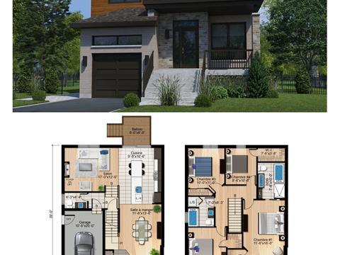 Maison à vendre à Chomedey (Laval), Laval, 4952, Rue  Théodore-Chabotte, 16489661 - Centris