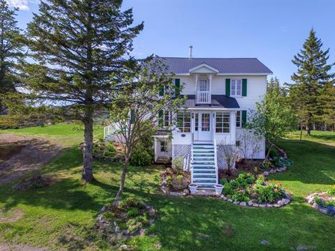 House for sale in Saint-Mathieu-de-Rioux, Bas-Saint-Laurent, 285, 5e Rang Est, 20141707 - Centris