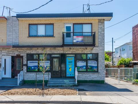 Duplex à vendre à Montréal-Nord (Montréal), Montréal (Île), 4420 - 4422, Rue de Castille, 18505945 - Centris